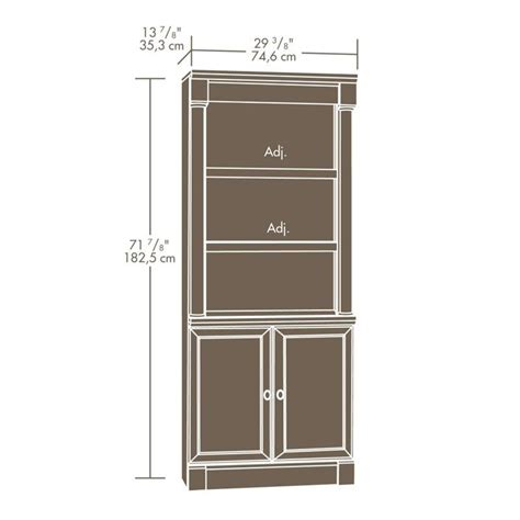 library bookcase with doors library bookcase with doors in cherry 412019