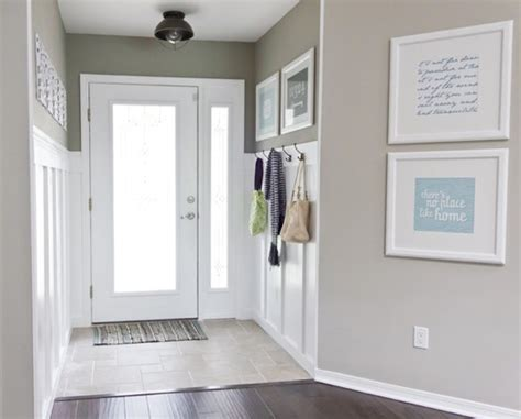entryway paint colors small spaces entryways foyers
