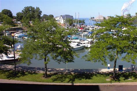 huron boat basin in huron ohio huron oh spring view of huron boat basin photo picture
