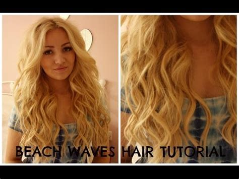 beachy waves for short gair with remington wand hot hair celeb stylists at cobella on how to achieve rita