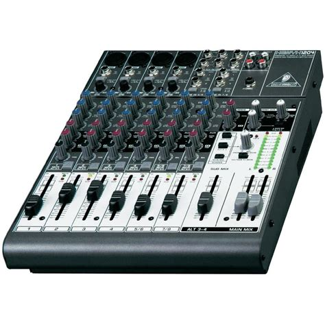 Mixer Xenyx 1204 mixing console behringer xenyx 1204 usb no of channels 8