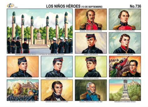 imagenes los niños heroes ni 241 os h 233 roes