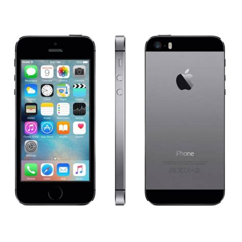 iphone 5s iphone 5s space grey 16gb