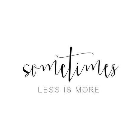 Less Is More by Best 25 Less Is More Ideas On Minimalist