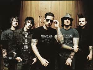 Avenged Sevenfold 1 Band Musik avenged sevenfold 3 band entertainment hd wallpaper
