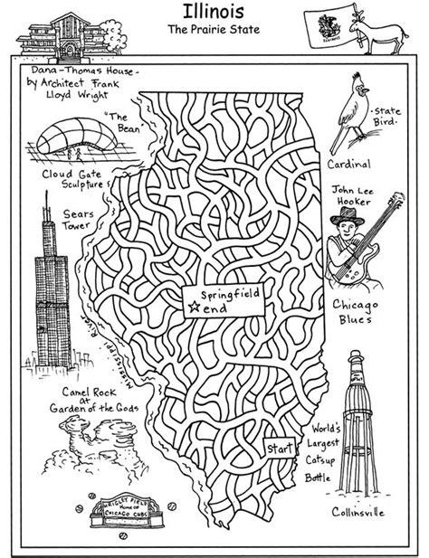 printable geography maze 136 best images about denenecek projeler on pinterest