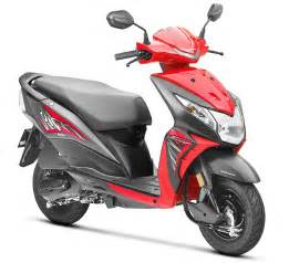 Honda Deo Honda Dio Deluxe Price In India Specifications Mileage
