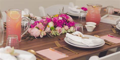 karas party ideas elegant floral baby shower luncheon
