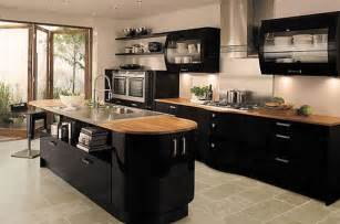 black gloss kitchen ideas tend 234 ncias decora 231 227 o de cozinhas 2017 mundodastribos