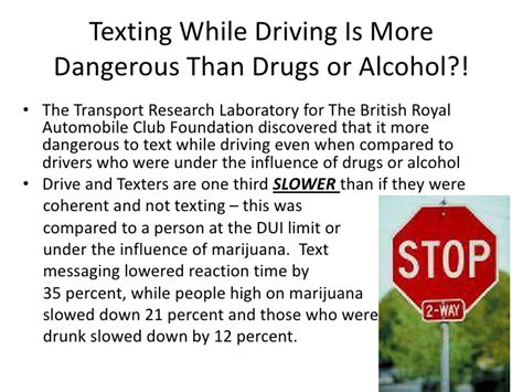 3000 Word Essay On Hazards Of Unsafe Driving by Texting While Driving On Emaze