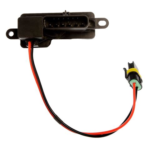 where is the blower motor resistor located on a 2007 ford f150 dorman 174 973 006 hvac blower motor resistor