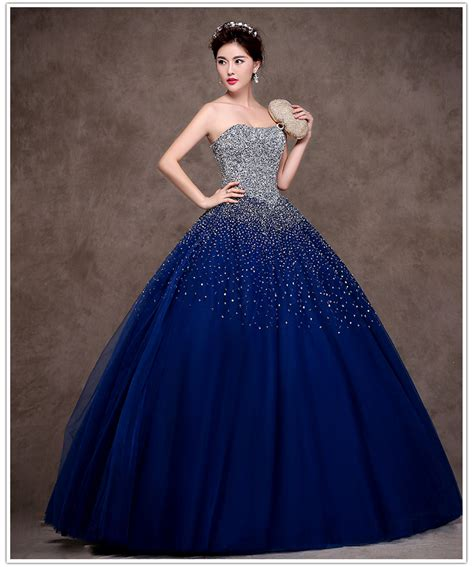 design quinceanera dress latest design navy blue quinceanera dress 2015 sweetheart