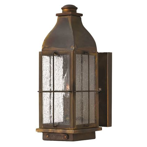 rustic outdoor wall lights character outdoor wall lantern in solid brass with rustic