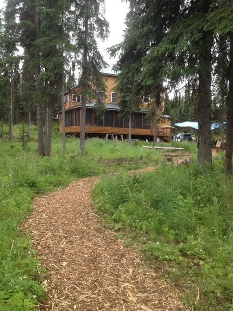 Kenai Cabins by Secluded River Front Luxury On The Kenai River Vrbo