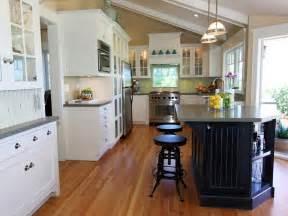 hgtv modern kitchen hutch