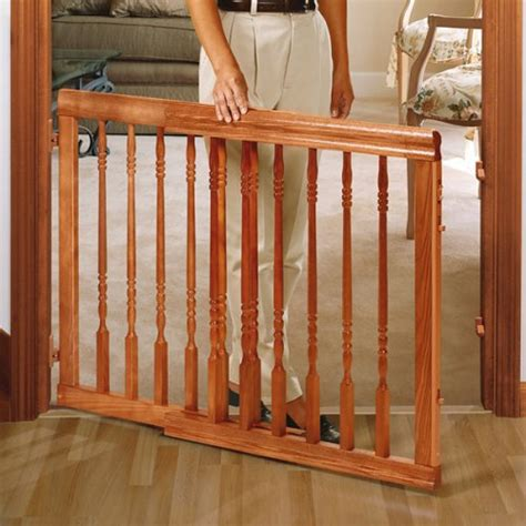 swinging baby gates for stairs cheap discount baby swing gate home d 233 cor stair gate