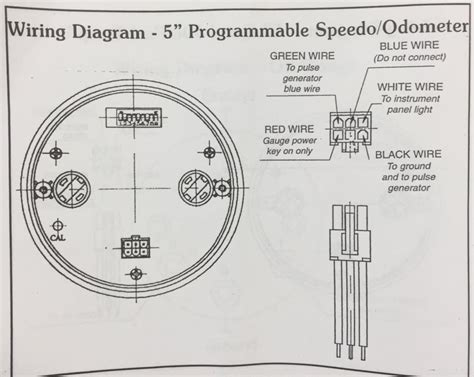 best dolphin speedometer wiring diagram gallery