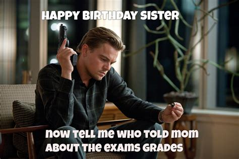Birthday Memes For Sister - happy birthday wishes for sister quotes images and