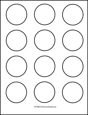 1 inch circle template free best photos of printable 1 2 inch circle template 1 inch