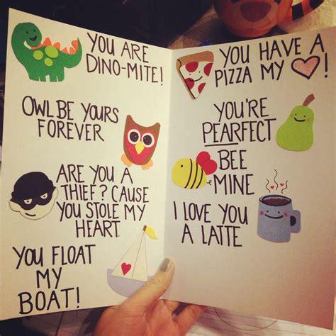 cheesy valentines day ideas the cheesy s day card i made diy