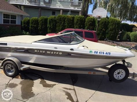 bluewater breeze boat 2010 used blue water boats breeze f s bowrider boat for