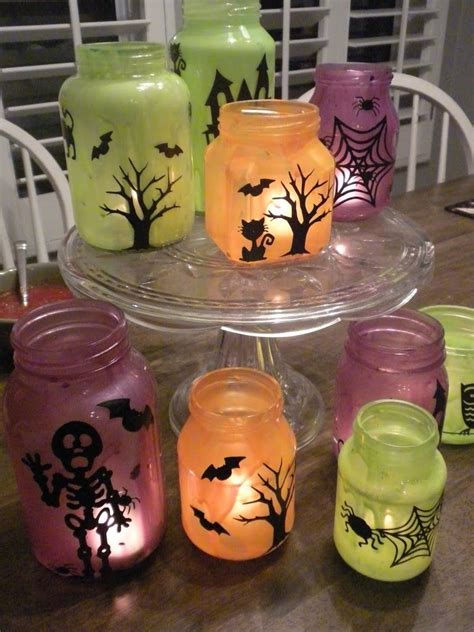 crafts with jars 30 ideas for decoration jars to impress