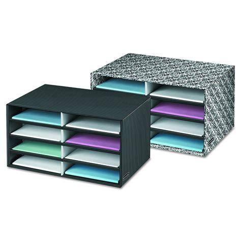 paper sorter shelves 8 slot letter paper sorter desk office mail desk storage organizer sheet home ebay