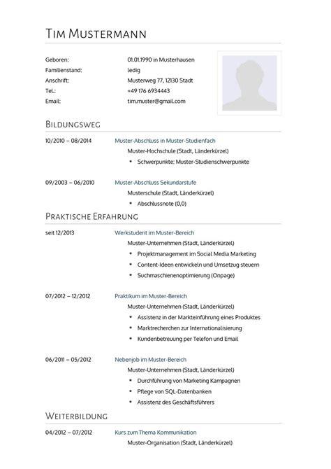Lebenslauf Aufbau Muster Lebenslauf Muster F 252 R Arzt Lebenslauf Designs