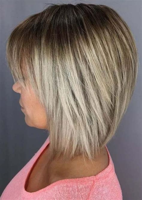 Color For Haircuts In 2018 Hair Cut And Color Ideas Hair Hair Styles And 11 Graduated Bob Hairstyles Trends For 2018 Typesvogue