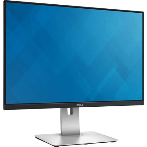 Monitor Led Pc dell u2415 24 quot widescreen led backlit ips monitor u2415 b h