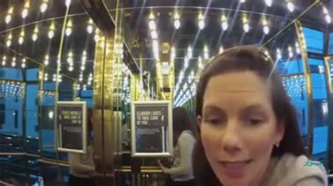 candid ascensore scherzo candid ascensore