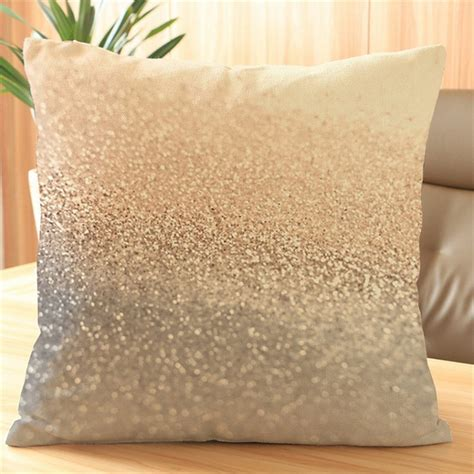 cheap decorative bed pillows decor astonishing gold throw pillows for home accessories