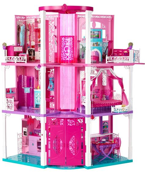barbie house with elevator 3 story barbie dream house only 120 from amazon reg 190 thrifty jinxy