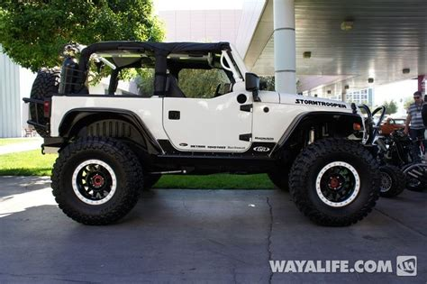 Jeep Wrangler Ideas Jeep Wrangler Modification Ideas Stormtrooper Jeep Jk