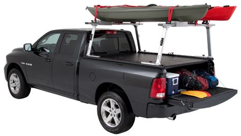 truck bed kayak rack ford f150 cer shell truck