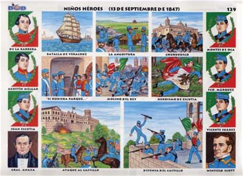 imagenes los niños heroes ni 241 os h 233 roes 1