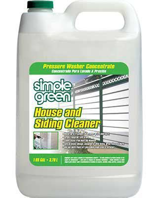 simple green house and siding cleaner simple green pressure washer house siding cleaner