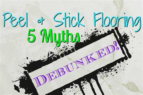 Peel and Stick Flooring: 5 Myths Debunked!   FlooringInc Blog