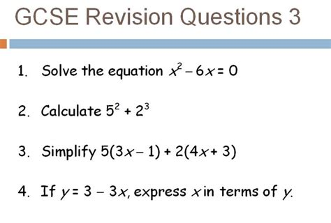 36 best secondary gcse english revision images on pinterest gcse higher level revision starters maths teaching