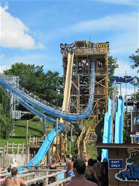 slidewinders body slide picture of noah's ark water park