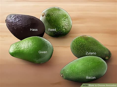 3 ways to choose avocados wikihow