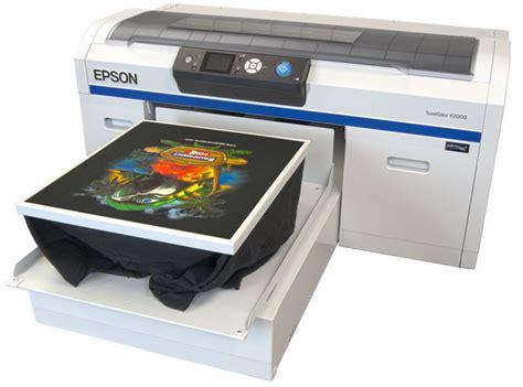 Printer Dtg Hp tradeguide24 epson surecolor f2000