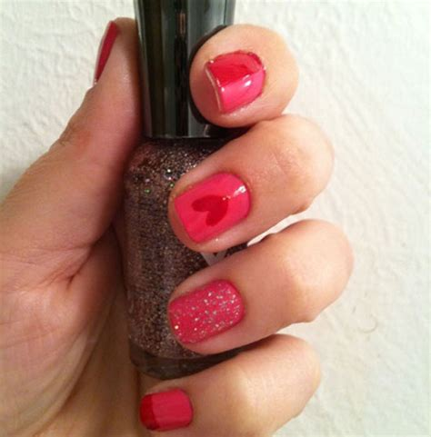 easy valentines nails 10 best simple easy valentine s day nail designs