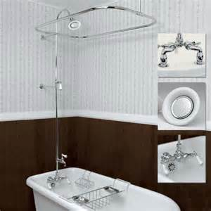 mount shower conversion kit with variable