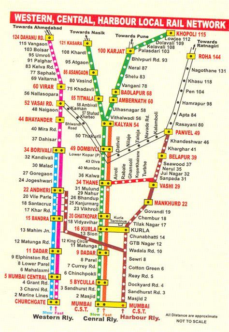 Local Trains Time-Table | Mumbai Meri Jaan