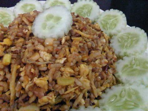 nasi goreng ikan asin aneka resep masakan
