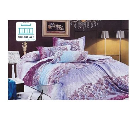 college bedding twin xl twin xl comforter set college ave dorm bedding very