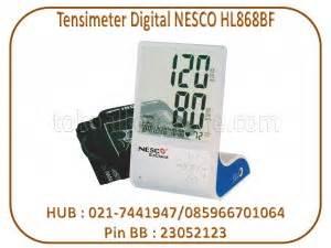 Tensimeter Digital Nesco tensimeter digital nesco hl868bf toko alat kesehatan