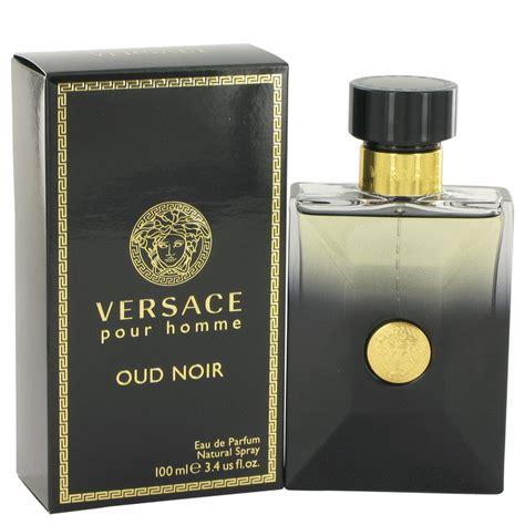 Parfum Versace versace pour homme oud noir by versace eau de parfum spray 3 4 oz adorearoma