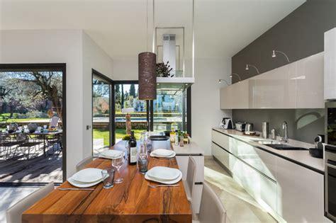 cuisine d architecte maison d architecte contemporain cuisine par